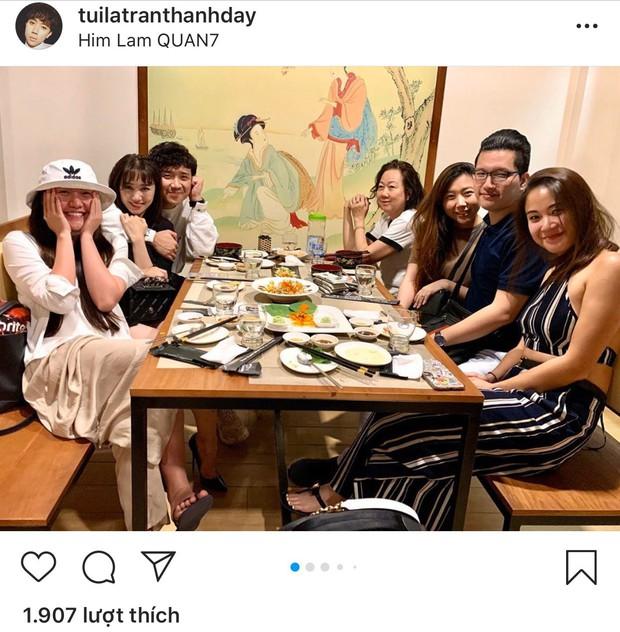 Hari Won chứng minh mối quan hệ tốt đẹp với gia đình Trấn Thành sau khi bỏ lỡ sinh nhật mẹ chồng - Ảnh 1.
