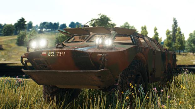 Giải mã BRDM-2 - Con ngựa sắt được săn đón nhất trong PUBG Mobile - Ảnh 4.