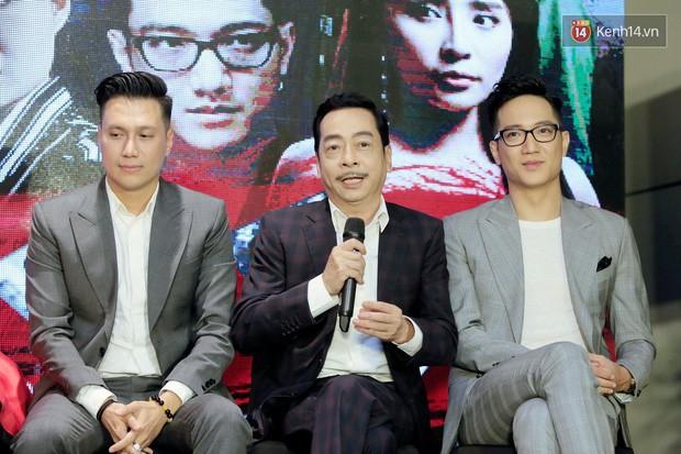 Bị đạo diễn Khải Hưng chê thiếu chuyên nghiệp, Việt Anh công khai xin lỗi vì sửa mũi khi đang quay Sinh Tử - Ảnh 6.