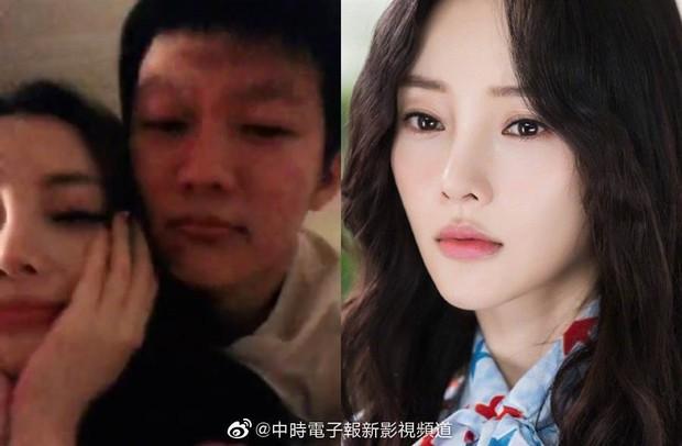 Lý Tiểu Lộ không dám ho he sau scandal clip nóng, netizen lại tìm ra bằng chứng nữ diễn viên đứng ngồi không yên - Ảnh 1.