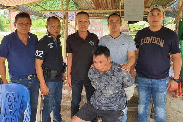Thủ phạm giấu xác nữ đại gia bất động sản Thái Lan trong tủ cấp đông bị tóm gọn sau khi vung tiền mua xe và ăn chơi xa xỉ với người tình - Ảnh 1.
