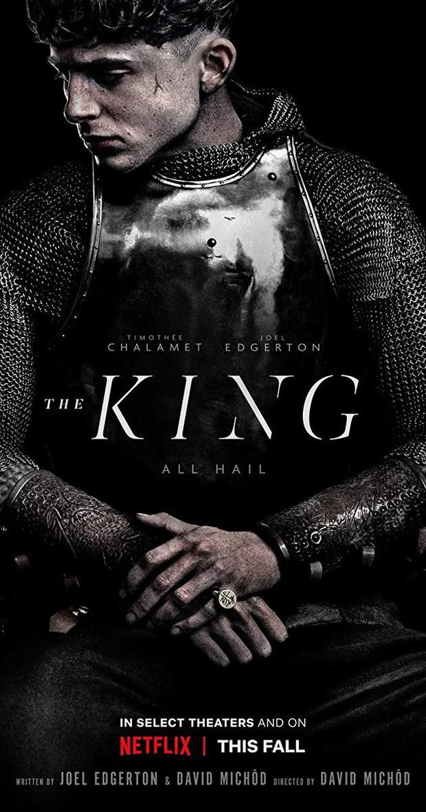 Timothée Chalamet đẹp xỉu nhưng diễn xuất như lên đồng ở The King - Ảnh 1.