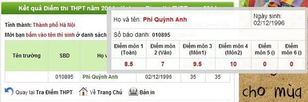 Bảng điểm shock của loạt sao nữ: Hoàng Thùy Linh là thủ khoa, Tóc Tiên đỗ 3 trường ĐH, Hari Won nói không sõi nhưng điểm tiếng Việt cực cao - Ảnh 17.