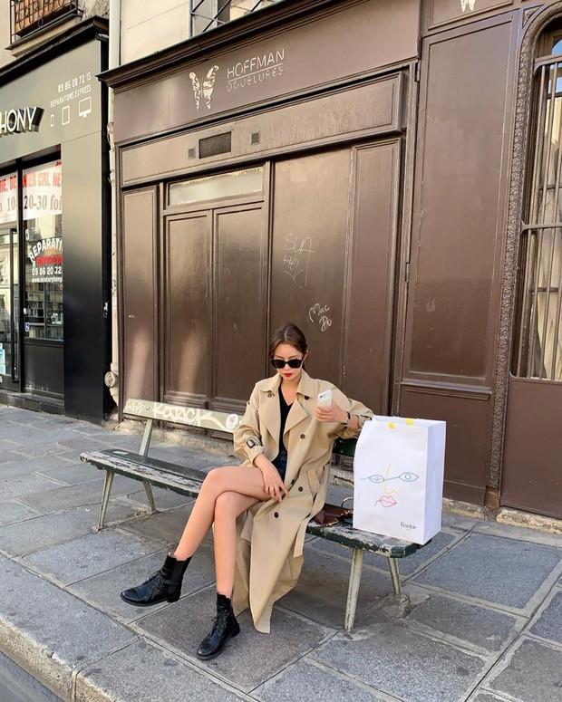 Góc không biết là thiệt: 4 kiểu áo khoác bạn nhất định nên mua dáng oversized thì mặc lên mới đẹp và chuẩn mốt - Ảnh 14.