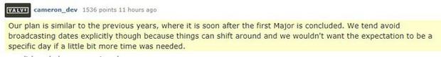 DOTA 2: Game thủ khẩn thiết yêu cầu update, Valve trả lời thẳng thừng đợi hơn 3 tuần nữa nhé - Ảnh 3.