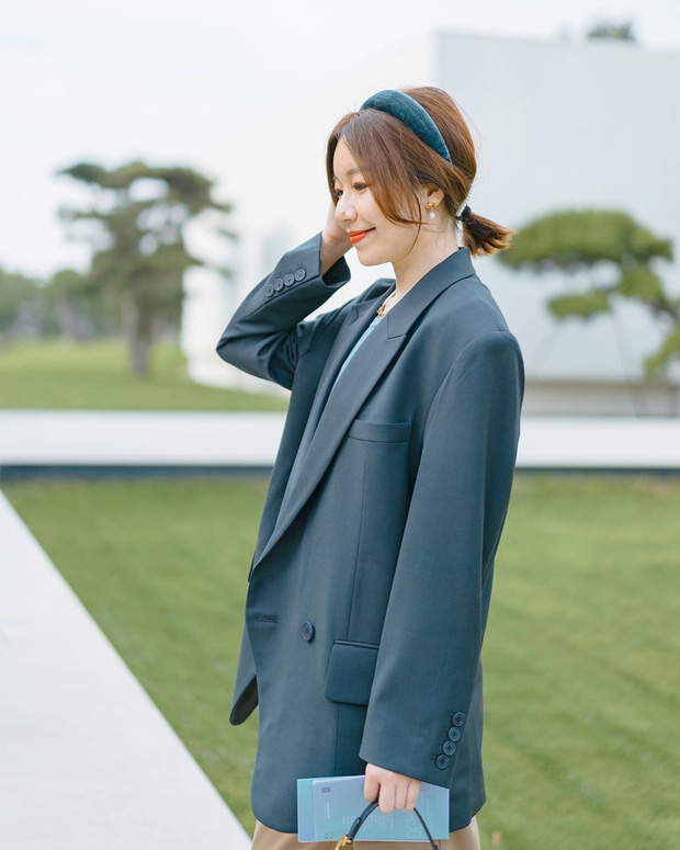Góc không biết là thiệt: 4 kiểu áo khoác bạn nhất định nên mua dáng oversized thì mặc lên mới đẹp và chuẩn mốt - Ảnh 3.
