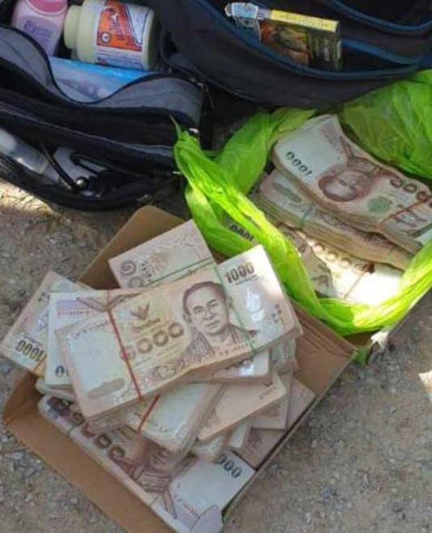 Thủ phạm giấu xác nữ đại gia bất động sản Thái Lan trong tủ cấp đông bị tóm gọn sau khi vung tiền mua xe và ăn chơi xa xỉ với người tình - Ảnh 3.