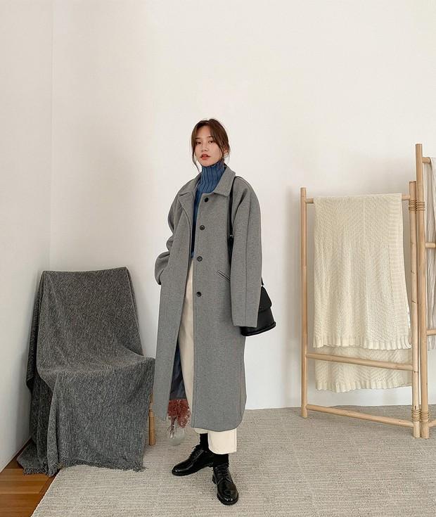 Góc không biết là thiệt: 4 kiểu áo khoác bạn nhất định nên mua dáng oversized thì mặc lên mới đẹp và chuẩn mốt - Ảnh 5.
