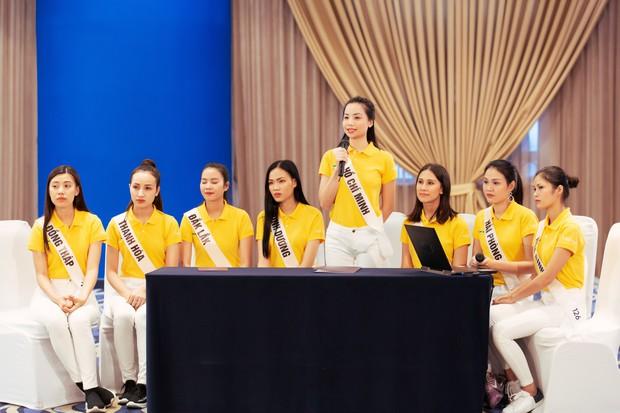 Hoa hậu Hoàn vũ VN: Thúy Vân, Hương Ly tụt hạng, bản sao Tăng Thanh Hà suýt đội sổ - Ảnh 4.