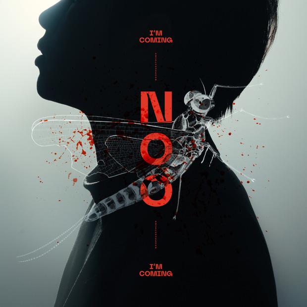 Noo Phước Thịnh tung hình cùng con thiêu thân đẫm máu, gây tò mò về lần come back sau gần 1 năm vắng bóng - Ảnh 1.