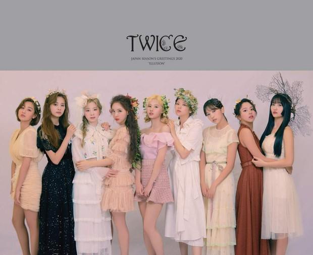 Năm 2019 chưa hết nhưng TWICE đã có lịch trình đến... năm 2021, đề nghị trao ngay giải nhóm nhạc nghị lực nhất Kpop! - Ảnh 1.