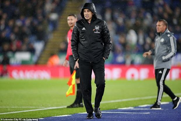 Arsenal nhận thất bại tủi hổ trước Leicester City: Khi thời gian và niềm tin đã cạn kiệt với Unai Emery - Ảnh 7.