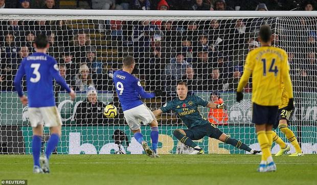 Arsenal nhận thất bại tủi hổ trước Leicester City: Khi thời gian và niềm tin đã cạn kiệt với Unai Emery - Ảnh 5.