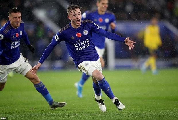 Arsenal nhận thất bại tủi hổ trước Leicester City: Khi thời gian và niềm tin đã cạn kiệt với Unai Emery - Ảnh 6.