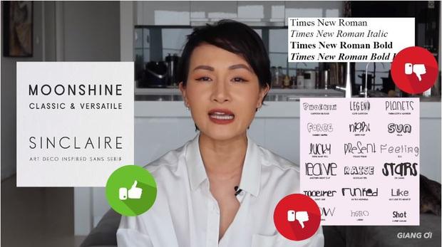 Vlogger Giang Ơi chỉ ra 6 lỗi phổ biến nhất khi viết CV xin việc, ai cũng nên tránh nếu không muốn rớt ngay từ vòng gửi xe! - Ảnh 3.