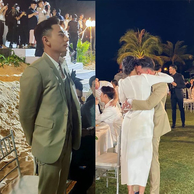 Lúc đi hết mình lúc về hết hồn nhưng đã đi quẩy là phải hết mình như dàn sao Việt đi đám cưới Đông Nhi - Ông Cao Thắng - Ảnh 13.