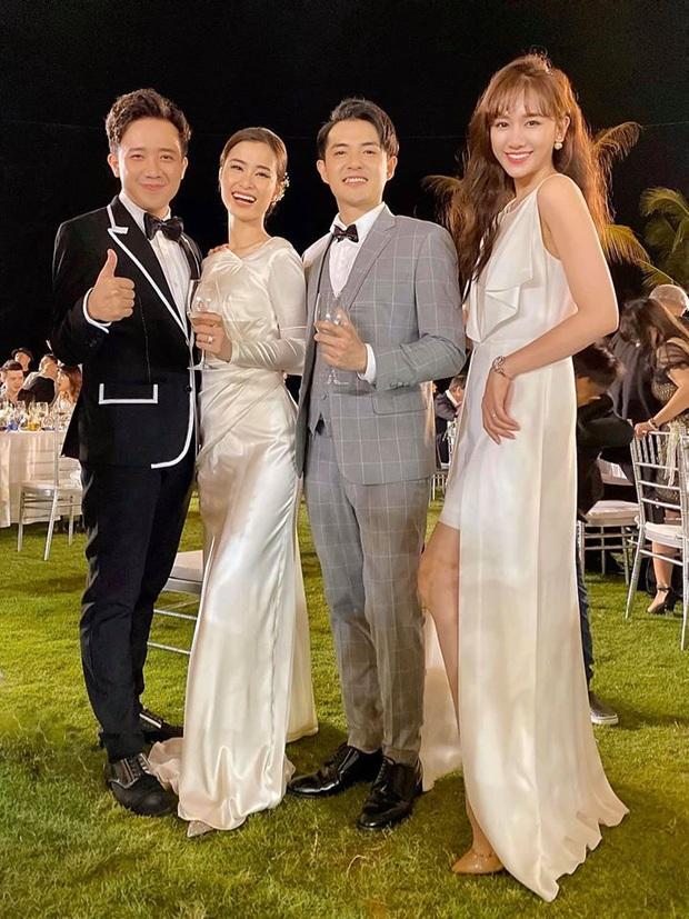 Trấn Thành - Hari Won sẽ tái hôn sau 10 năm, Phạm Quỳnh Anh muốn đi bước nữa sau hôn lễ thế kỷ của Đông Nhi - Ảnh 3.