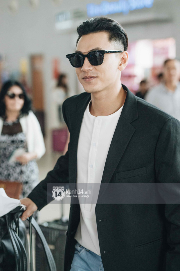 Dàn sao Vbiz đổ bộ sân bay rời Phú Quốc: Người thấm mệt, người vẫn tươi rói sau đêm quẩy nhiệt tại đám cưới Đông Nhi - Ảnh 2.