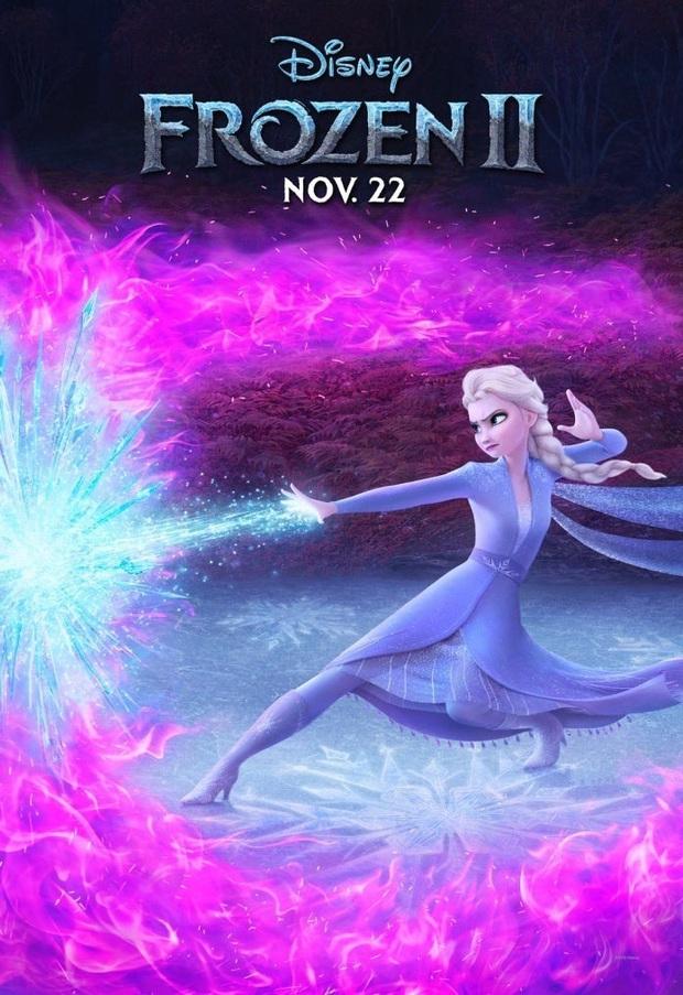 Váy áo bánh bèo đâu hết mà Elsa và Anna lại mặc quần trong Frozen 2 thế này? - Ảnh 1.