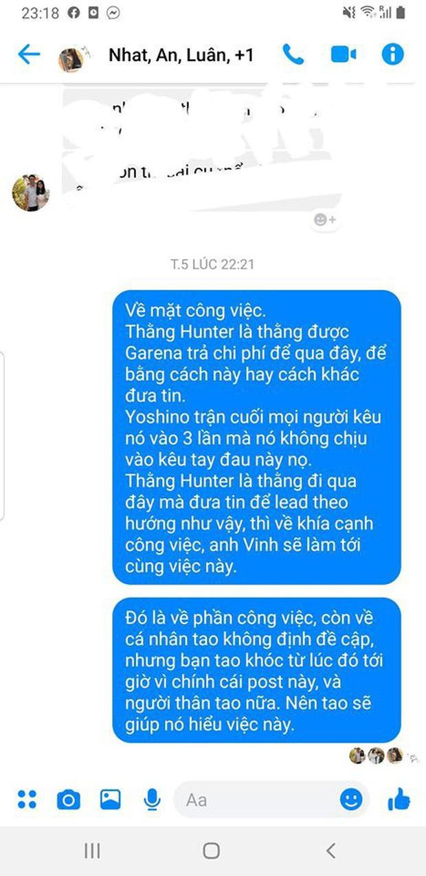 LMHT: BLV Hoàng Luân chính thức ân đoạn nghĩa tuyệt với HLV Tinikun sau hàng loạt drama - Ảnh 2.