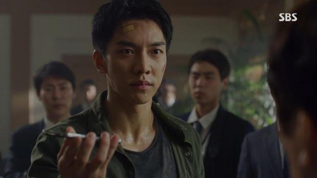 6 phân cảnh đáng nhớ nhất bom tấn hành động Vagabond: Hình như Lee Seung Gi cân cả phim mất rồi? - Ảnh 10.