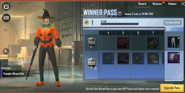 PUBG Mobile Lite: Winner Pass 6 đã có mặt với nhiều phần thưởng độc quyền chờ người chơi khám phá - Ảnh 1.