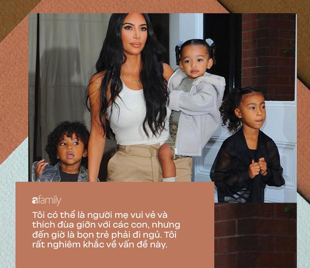 Dù bị ghét vì tai tiếng và chiêu trò bẩn nhưng trong cách nuôi dạy con, không ít người phải gật gù tán dương gia đình Kardashian - Ảnh 4.