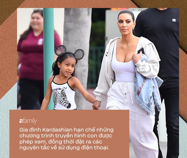 Dù bị ghét vì tai tiếng và chiêu trò bẩn nhưng trong cách nuôi dạy con, không ít người phải gật gù tán dương gia đình Kardashian - Ảnh 6.