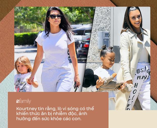 Dù bị ghét vì tai tiếng và chiêu trò bẩn nhưng trong cách nuôi dạy con, không ít người phải gật gù tán dương gia đình Kardashian - Ảnh 8.