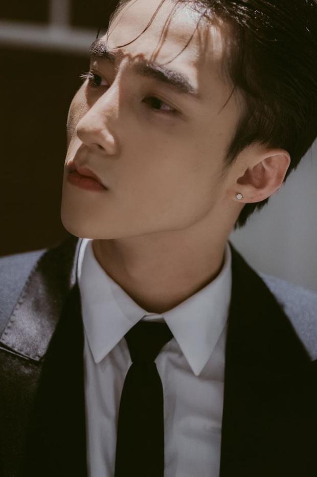 Chủ tịch Sơn Tùng M-TP bất ngờ xuất hiện trong 100 trai đẹp nhất châu Á, visual cực phẩm thế này bảo sao lọt top! - Ảnh 1.