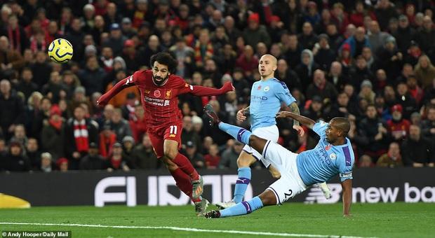 Nghiền nát Man City trong trận chung kết mùa giải đầy tranh cãi, Liverpool bỏ xa đối thủ tới 9 điểm và tiếp tục cô độc trên đỉnh BXH - Ảnh 4.