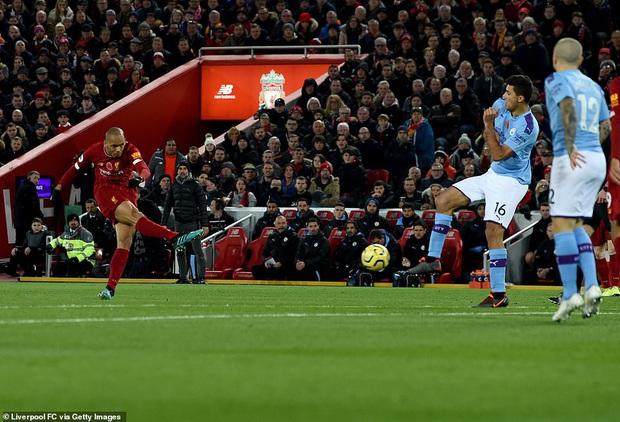Nghiền nát Man City trong trận chung kết mùa giải đầy tranh cãi, Liverpool bỏ xa đối thủ tới 9 điểm và tiếp tục cô độc trên đỉnh BXH - Ảnh 2.
