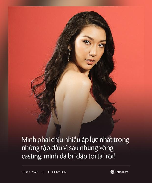 Thúy Vân: Đây không phải cuộc thi Hoa hậu thân thiện mà là Hoa hậu Hoàn vũ, một kỳ Olympic của sắc đẹp - Ảnh 8.