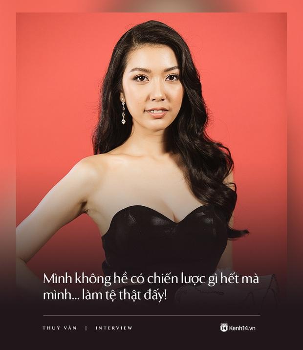 Thúy Vân: Đây không phải cuộc thi Hoa hậu thân thiện mà là Hoa hậu Hoàn vũ, một kỳ Olympic của sắc đẹp - Ảnh 9.