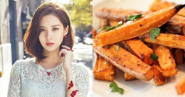3 loại thực phẩm giá rẻ bèo thường xuyên xuất hiện trong thực đơn giảm cân của sao Hàn - Ảnh 6.