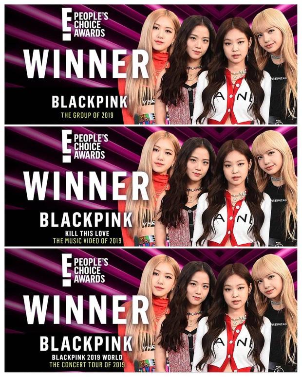 Fan BTS đòi xoá sổ Peoples Choice Awards sau khi BLACKPINK thắng đồng loạt 3 giải: trách ai bây giờ, luật vote mông lung thế cơ mà... - Ảnh 5.