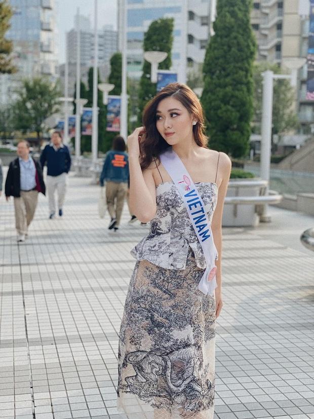 Tường San bất ngờ bứt phá leo thẳng top 4 BXH Missosology ngay trước thềm chung kết Hoa hậu Quốc tế 2019 - Ảnh 5.