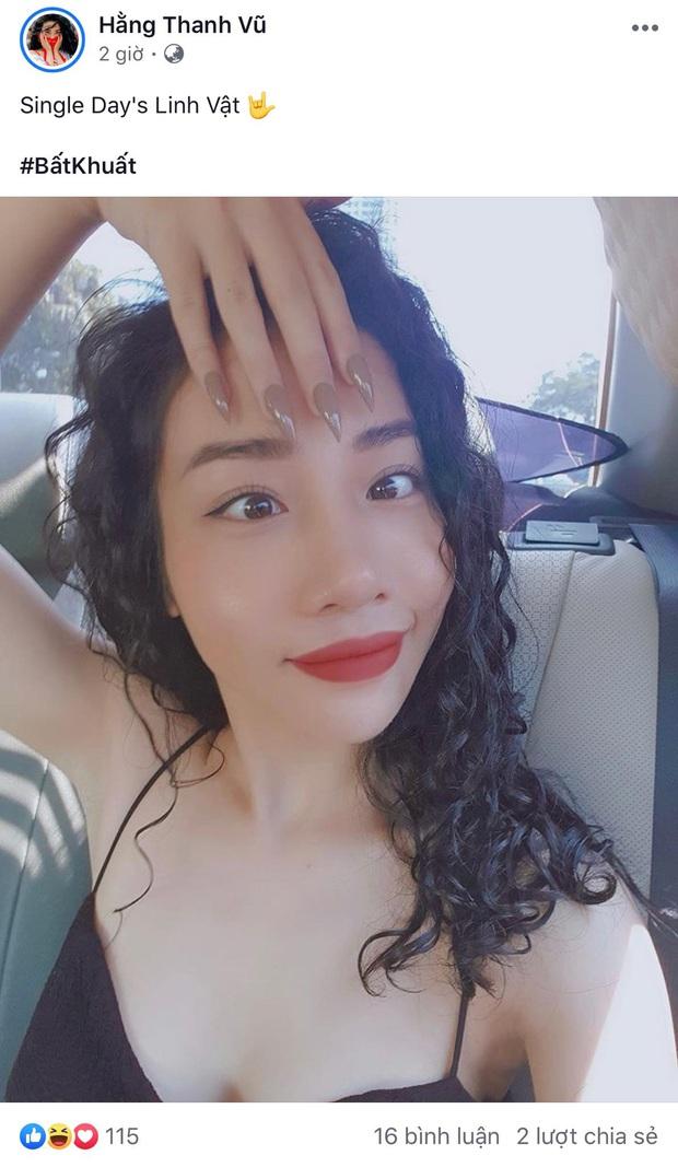 Sao Vbiz tuyên bố độc thân ngày Single Day: Tim - Trương Quỳnh Anh để status lạ, Hồ Quang Hiếu vẫn F.A dù bị đồn tái hợp Bảo Anh - Ảnh 3.