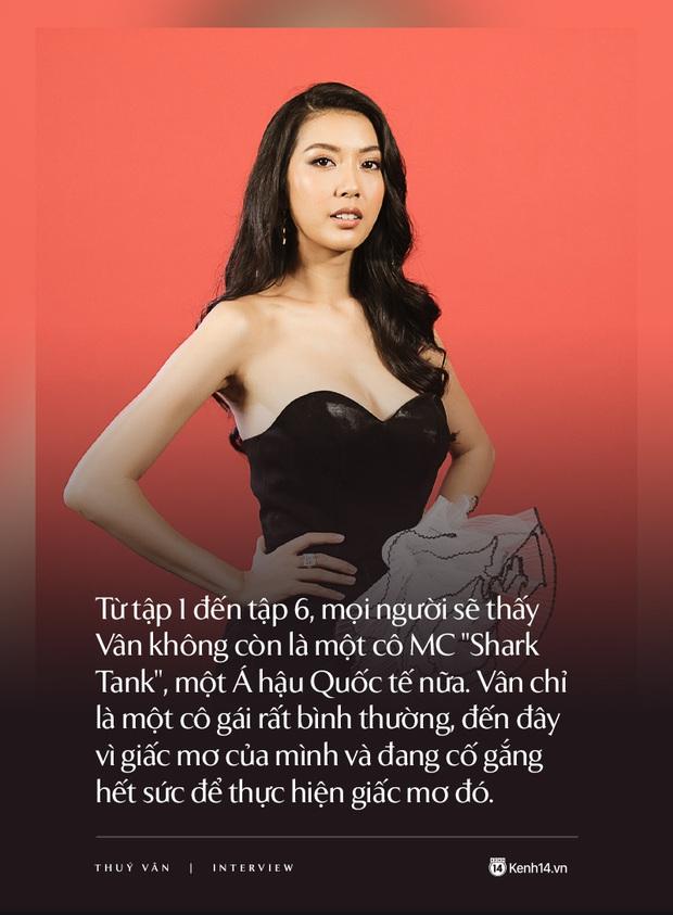 Thúy Vân: Đây không phải cuộc thi Hoa hậu thân thiện mà là Hoa hậu Hoàn vũ, một kỳ Olympic của sắc đẹp - Ảnh 6.