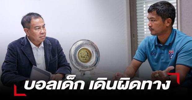 Fan Thái Lan hoang mang cực độ khi HLV để thua cả Campuchia đang dẫn dắt tuyển U22 chuẩn bị cho SEA Games 2019 - Ảnh 1.