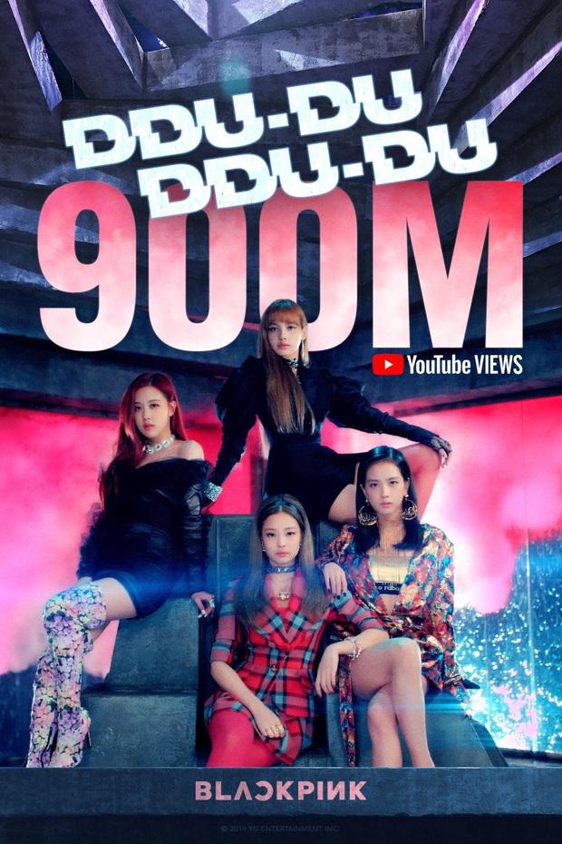 """Cán mốc tỉ view đã đành, MV """"DDU-DU DDU-DU"""" còn giúp BLACKPINK phá vỡ hàng loạt kỉ lục trăm triệu vô tiền khoáng hậu Kpop - Ảnh 10."""