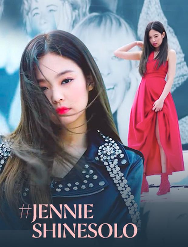 Một năm nhìn lại: SOLO chính là bản hit thần kỳ giúp Jennie (BLACKPINK) đứng lên từ scandal, một bước trở thành nữ ca sĩ solo hàng đầu Kpop - Ảnh 12.