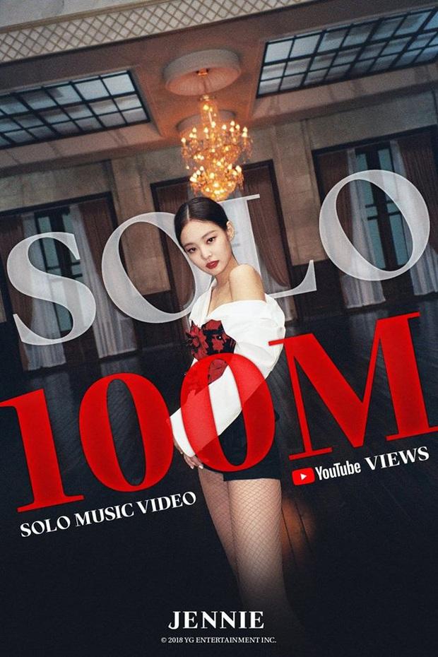 Một năm nhìn lại: SOLO chính là bản hit thần kỳ giúp Jennie (BLACKPINK) đứng lên từ scandal, một bước trở thành nữ ca sĩ solo hàng đầu Kpop - Ảnh 7.