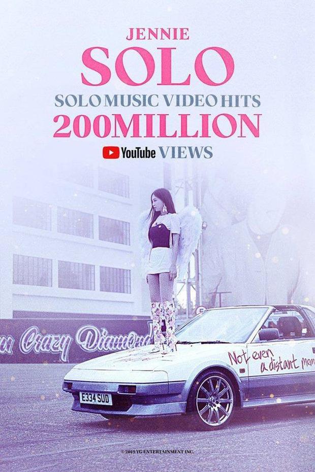 Một năm nhìn lại: SOLO chính là bản hit thần kỳ giúp Jennie (BLACKPINK) đứng lên từ scandal, một bước trở thành nữ ca sĩ solo hàng đầu Kpop - Ảnh 8.