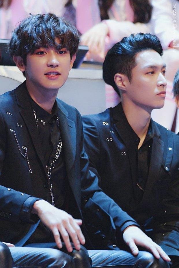 Chanyeol và Lay (EXO) cùng chiến thắng tại TMEA Music Awards 2019, nhưng số phiếu chênh lệch khủng mới là điều khiến fan ngỡ ngàng - Ảnh 3.