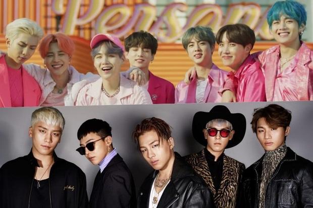 BTS và BIGBANG bất ngờ góp mặt vào top 100 album hay nhất thập kỷ, được đánh giá cao hơn cả Ariana Grande, Justin Bieber và Katy Perry - Ảnh 1.