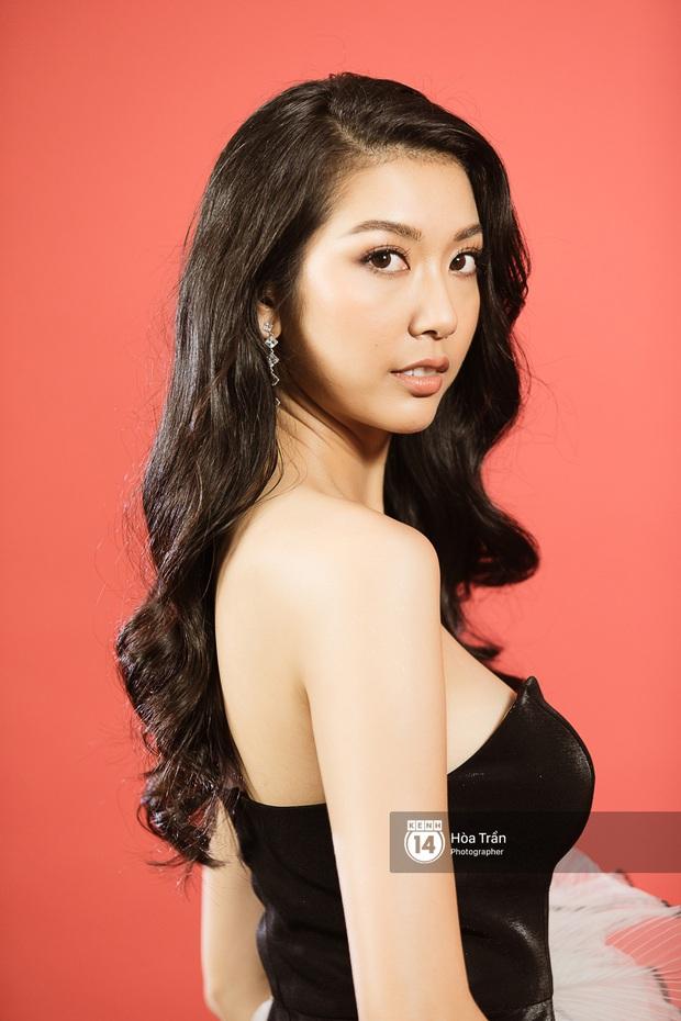 Thúy Vân: Đây không phải cuộc thi Hoa hậu thân thiện mà là Hoa hậu Hoàn vũ, một kỳ Olympic của sắc đẹp - Ảnh 14.