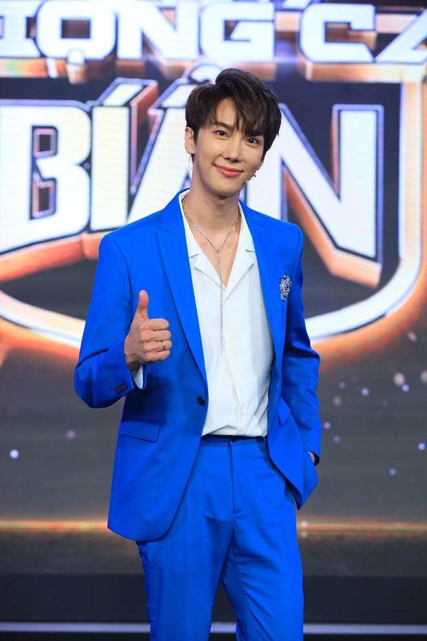 Park Jung Min (SS501) bất ngờ tham gia gameshow Việt - Ảnh 3.