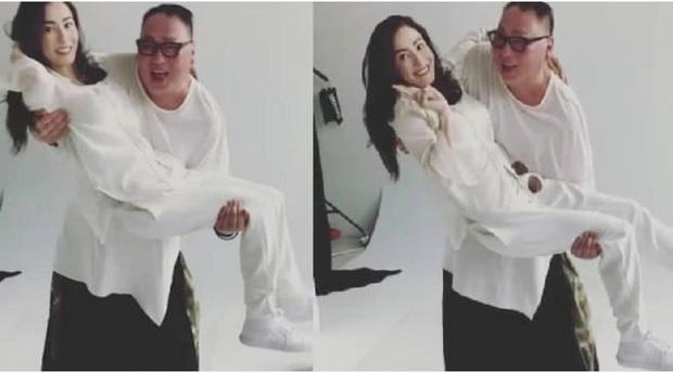 Trương Bá Chi công khai tình mới với loạt ảnh siêu tình tứ giữa loạt tin đồn quay lại với Tạ Đình Phong? - Ảnh 2.