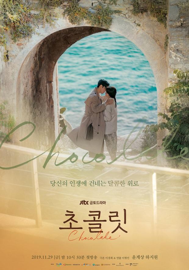 Hoàng Hậu Ki Ha Ji Won tạm biệt kiếp ngầu lòi, đầu thai làm bánh bèo chung tình ở phim mới Chocolate - Ảnh 7.